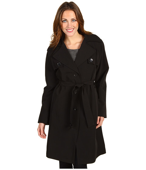 Jachete Hilary Radley Studio - Trench Coat - Black