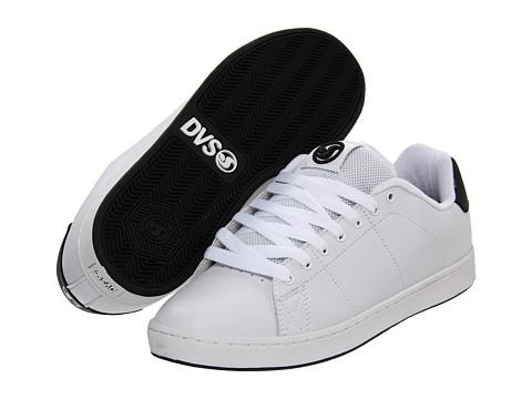 Adidasi DVS Shoe Company - Gavin 2 - White Leather