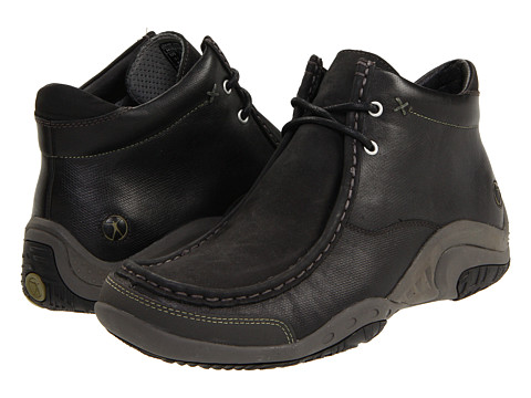 Ghete Hush Puppies - Relevance - Black Leather