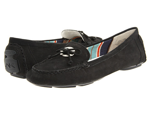 Balerini Anne Klein - Billy Jean - Black Nubuck