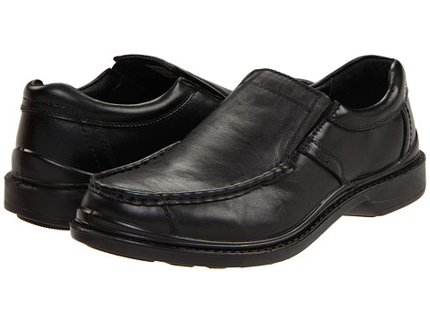 Pantofi Hush Puppies - Preston - Black Leather