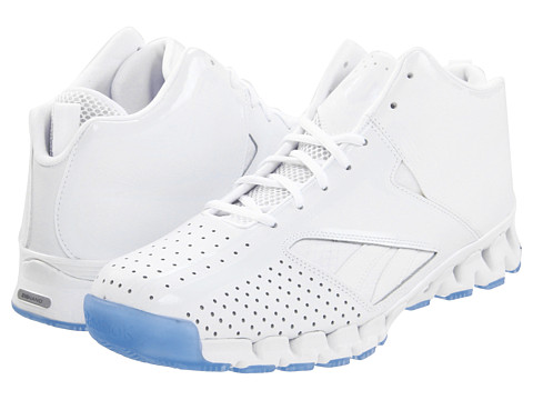 Adidasi Reebok - Wall Season 2: ZigEncore - White/White/Ice
