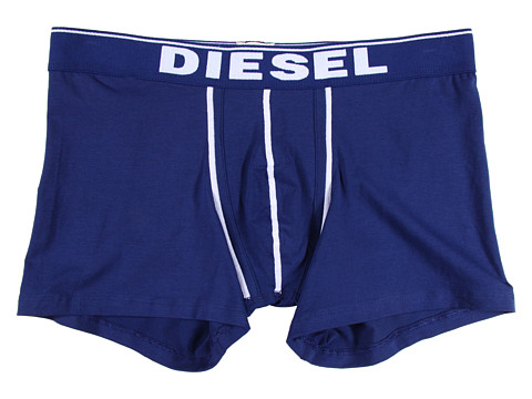 Lenjerie Diesel - Fresh and Bright Sebastian Long Boxer WOW - Navy