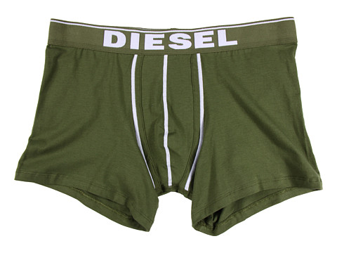 Lenjerie Diesel - Fresh and Bright Sebastian Long Boxer WOW - Olive