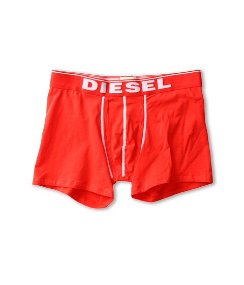 Lenjerie Diesel - Fresh and Bright Sebastian Long Boxer WOW - Red