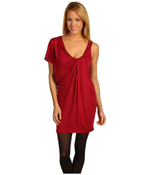 Rochii French Connection - Eliza Jersey Dress - Raspberry
