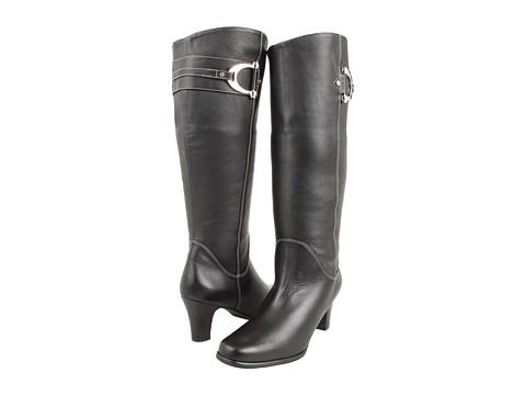 Cizme Fitzwell - Winoa Boot - Black Leather