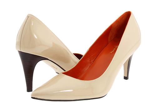 Pantofi Cole Haan - Air Juliana Pump 75 - Nougat Patent