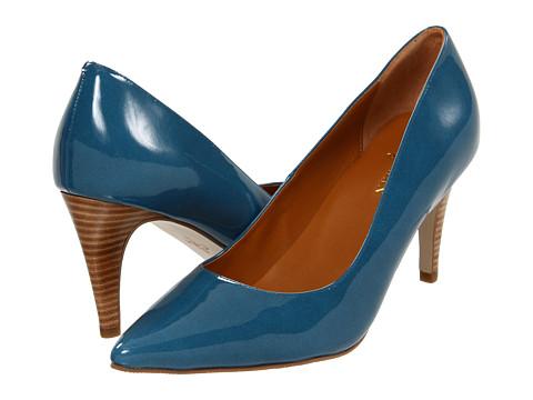 Pantofi Cole Haan - Air Juliana Pump 75 - Creek Patent