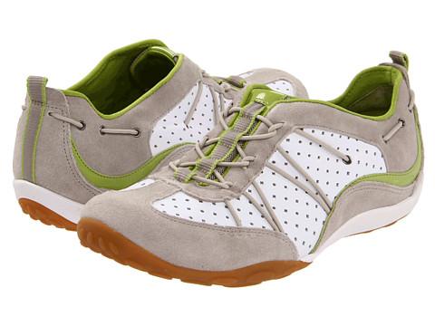 Adidasi Privo by Clarks - P-Polar Bungee - Stone/White/Green