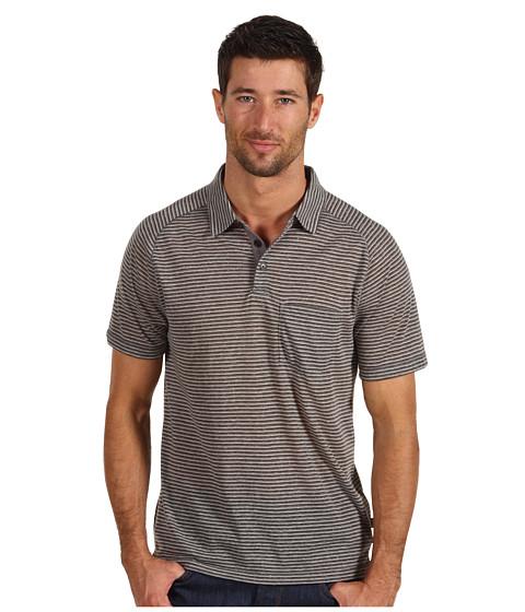 Tricouri John Varvatos - Slub Short Sleeve Polo Shirt - Flagstone