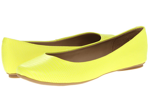 Balerini Kenneth Cole Reaction - Slip On By - Neon Yellow