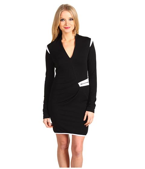 Rochii Lumiani - Sierra Dress - Black Solid