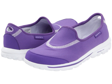 Adidasi SKECHERS - GOwalk - Purple