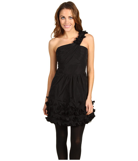 Rochii BCBGMAXAZRIA - Petite Quinby Dress - Black