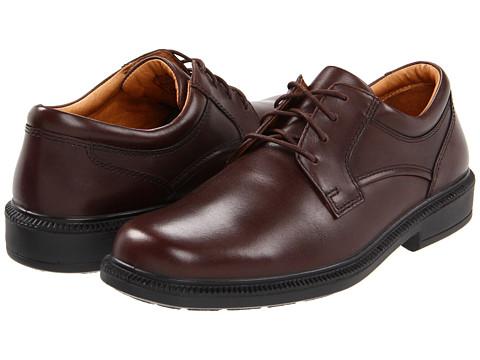 Pantofi Hush Puppies - Strategy - Brown Leather