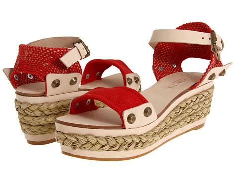 Sandale Cordani - Jameson - Red Linen