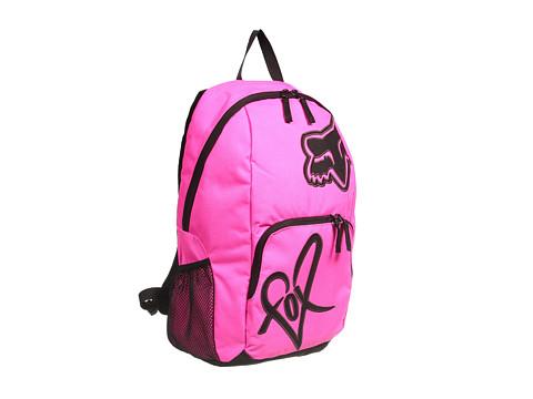 Genti de umar Fox - Road Trip Backpack - Day Glo Pink