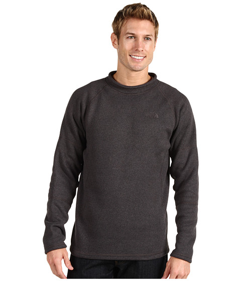 Bluze The North Face - Gordon Lyons Crew Neck L/S Shirt - Asphalt Grey Heather