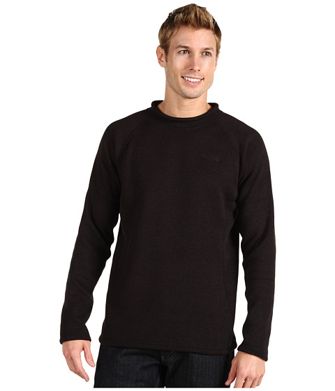 Bluze The North Face - Gordon Lyons Crew Neck L/S Shirt - TNF Black Heather
