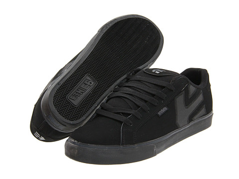 Adidasi etnies - Fader Vulc Fusion - Black/Black/Grey