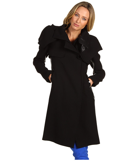 Sacouri Costume National - 82A123 50650 1029 - Black