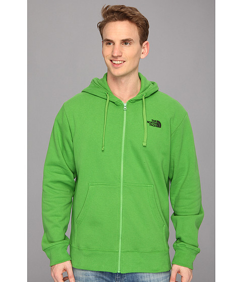 Bluze The North Face - Logo Full Zip - Flashlight Green/TNF Black