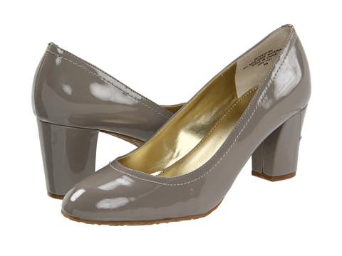 Pantofi Anne Klein - 7Fenton - Taupe Patent