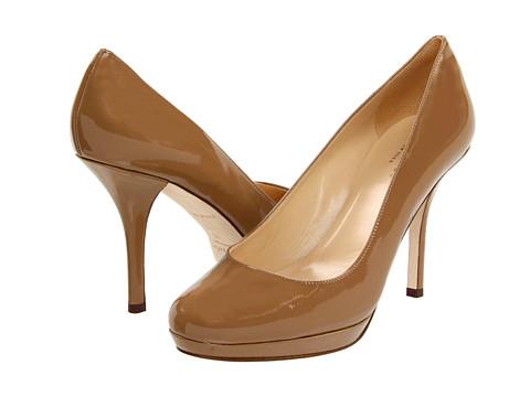 Pantofi Kate Spade New York - Karen - Camel Patent