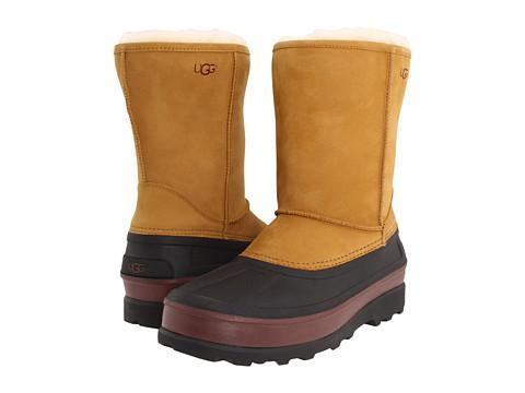 Ghete UGG - Pueblo - Chestnut Leather