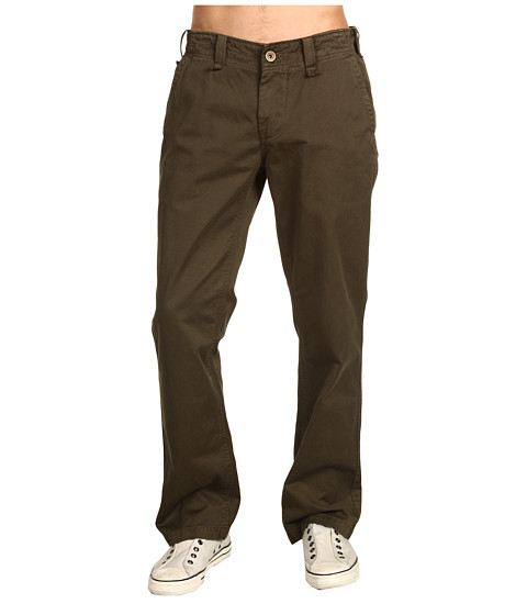 Blugi Big Star - Brigade Loose Straight Leg Military Pant - Army Green