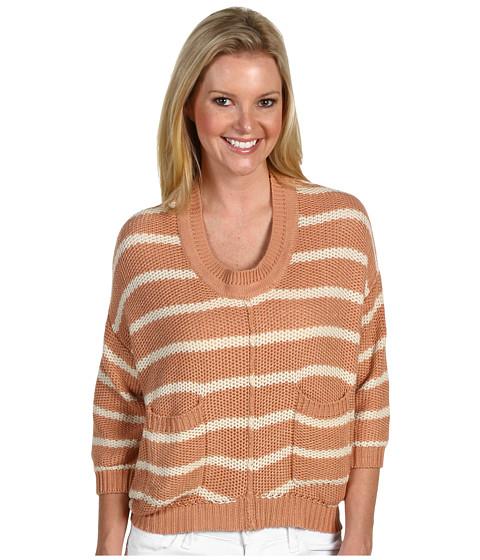 Pulovere Brigitte Bailey - Ava Sweater - Cedar Stripe