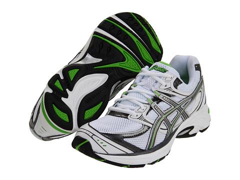 Adidasi ASICS - Gel-Kanbarra® 6 - White/Titanium/Apple Green