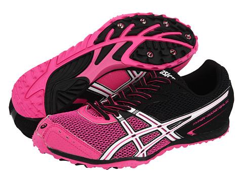 Adidasi ASICS - Hyper-Rocketgirlâ⢠XC - Black/White/Hot Pink