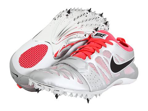 Adidasi Nike - Zoom Celar 4 - Metallic Silver/Solar Red/Black