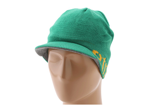 Sepci etnies - Breadwinner Visor Reversible Beanie - Grey/Green
