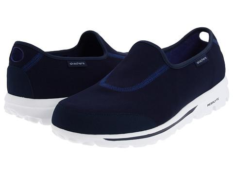 Adidasi SKECHERS - GOwalk - Navy/White