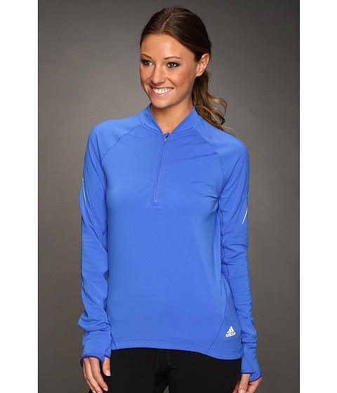 Bluze adidas - Sequencials Favorite Half-Zip - Lab Blue