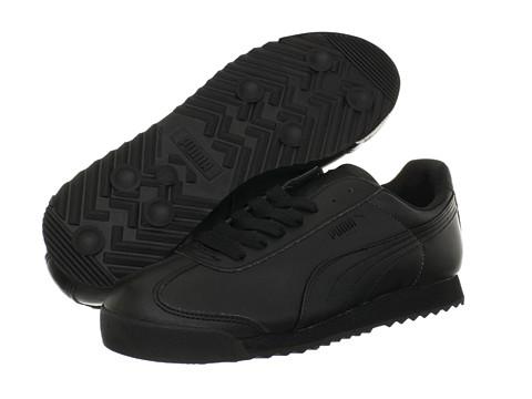 Adidasi PUMA - Roma Basic - Black/Black