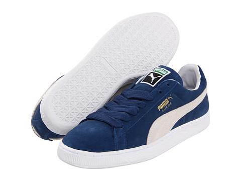 Adidasi PUMA - Suede Classic - Ensign Blue/White