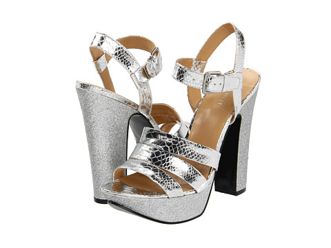 Sandale Nine West - Intuitive - Silver Synthetic