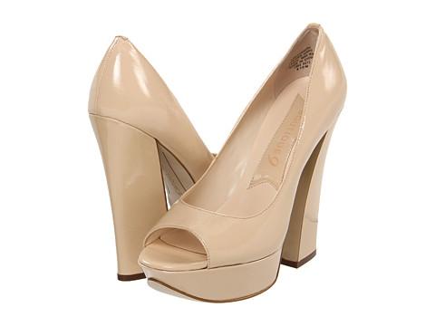 Pantofi Boutique 9 - Alesandra - Natural Patent
