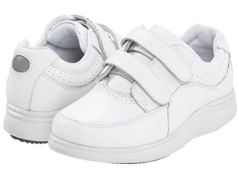 Adidasi Hush Puppies - Power Walker II - White Leather