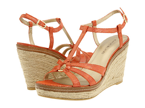 Sandale Bandolino - Kahari - Orange Fabric