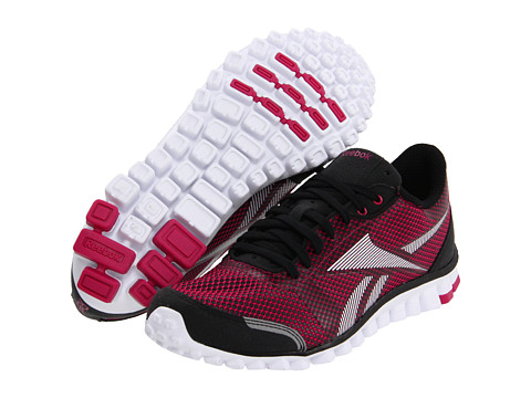 Adidasi Reebok - RealFlex Optimal W - Black/White/Condensed Pink
