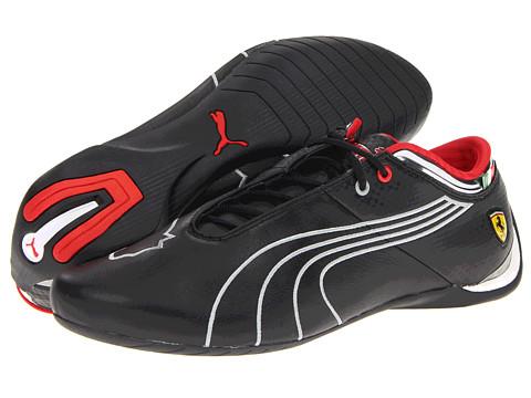 Adidasi PUMA - Future Cat M1 Big Ferrariî - Black/Limestone Gray