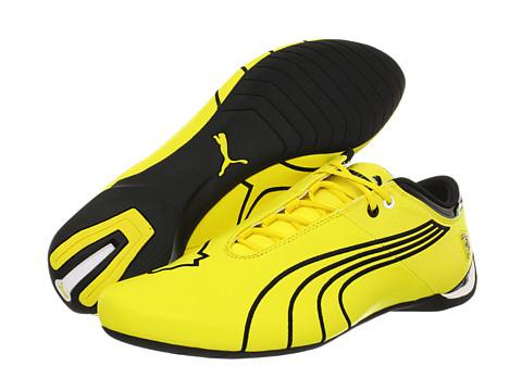 Adidasi PUMA - Future Cat M1 Big Ferrariî - Vibrant Yellow/Black