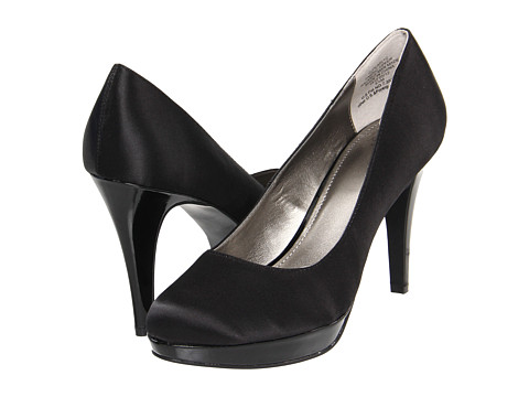 Pantofi Circa Joan & David - Pearly - Black Satin