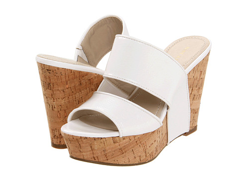 Sandale Nine West - Larysa - White Synthetic