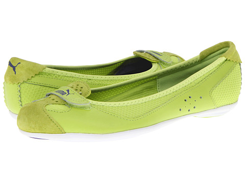Balerini PUMA - Zandy Mesh Wn\s - Lime Punch/Sharp Green/Liberty Blue